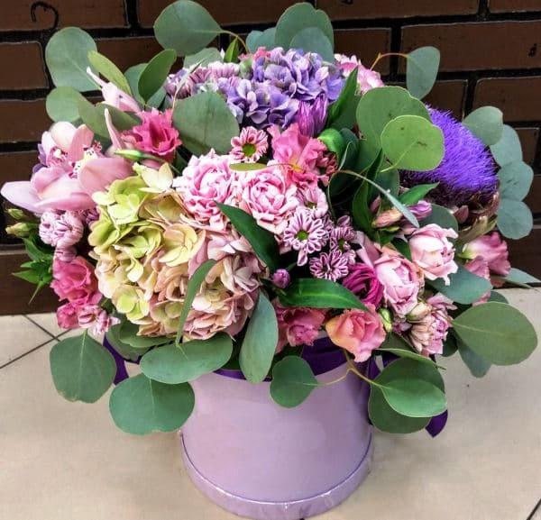Услуга доставки цветов: причины популярности