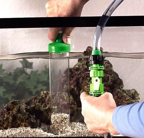 Как правильно очистить грунт в аквариуме