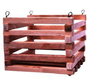 Деревяный ящик