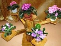 Фото подставки для растений