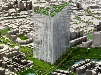 Баньян в архитектуре